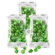 Green Candy Coated Popcorn Snack Pack