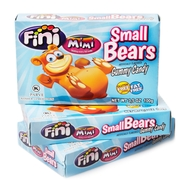 Fini Kosher Small Bears Gummies - Theater Boxes - 12CT