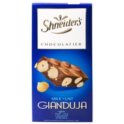 Shneider's Gianduja Milk Chocolate Bar