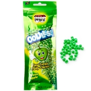 Oodles Tiny Tangy Green Apple Fruity Chews Bags - 24 CT Box