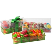 Camp Champ 2 Acrylic Candy Boxes Kids Candy Pack
