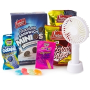 Camp Champ Cool Mister Fan Kids Candy Pack