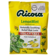 Ricola Sugar Free Candy - Lemon Mint