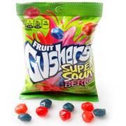 Fruit Gushers Super Sour Berry - 8CT Box