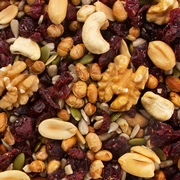 Dried Fruits & Nuts Cranberry Crunch Mix