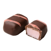 Passover Strawberry Supreme Truffles - 8oz Box