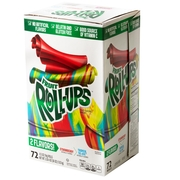 Fruit Roll Ups - 72ct Box