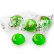Passover Sugarless Hard Candy Discs - Mint