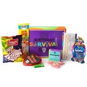 Happy Birthday Survival Box Gift