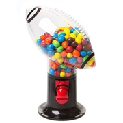 Sports Candy Dispenser Machine + Free Pound of Peanut M&M's