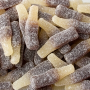 Fini Kosher Sour Cola Bottles Gummies