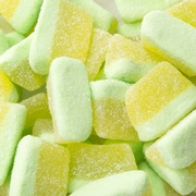 Pina Colada Slices Gummies - 2.2 LB Bag