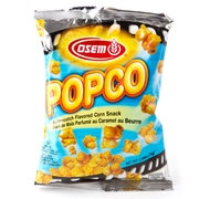Passover Butterscotch Flavored Candy Popcorn - 2.65 oz Bag