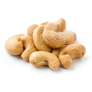 Dry Roasted Unsalted Cashews