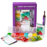 Emergency Get Well First Aid Sweets Kit