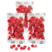 Popcorn Snack Pack Red Candy Coated
