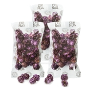 Purple Candy Coated Popcorn Snack Pack