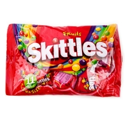 Kosher Skittles - Fun Size - 11 CT