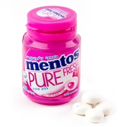 Mentos Pure Fresh Sugar Free Gum - Fruit Mint