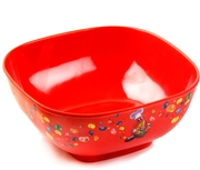 Jelly Belly Red Melamine Candy Bowl