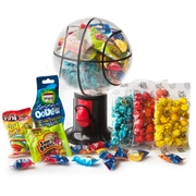 Camp Champ Sports Candy Dispenser Kids Gift Pack