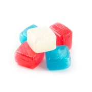 Patriotic Candy Cubes