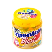 Mentos Pure Fresh Sugar Free Gum - Watermelon, Red Fruit and Lime & Tropical fruit 6CT