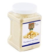 Ground Macadamia Nut Flour