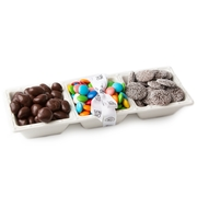 Simcha Selection Chocolate Dish Gift Basket