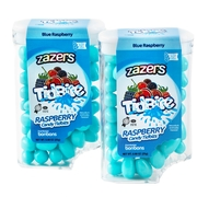 Zazers Tidbite Candy Dispenser - Blue Raspberry