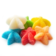 Foam Star Gummies - 1.1 LB Bag