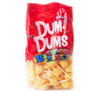 Cream Soda Dum Dum Pops - 75CT