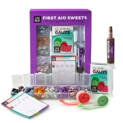 Emergency Get Well First Aid Wrapped Sweets Kit