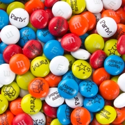 Birthday M&M's Chocolate Candy Mix