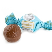 Senior Blue Milk Chocolate Praline with Butterscotch Filling - 2.2 LB