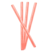 Peach Bellini Candy Sticks