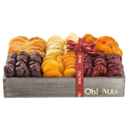 Wooden Dried Fruit Line Up - Medium