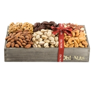 Wooden Nuts Line Up - Medium