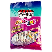 Fun Time Candy Necklace - 4.34oz Bag