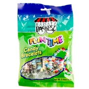 Fun Time Candy Bracelets - 3.10oz Bag