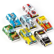 Mini Chocolate Cars - 100CT Box