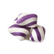 Grape Twist Hard Candy