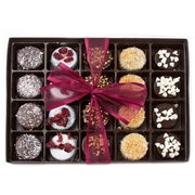 5 Variety Chocolate Cookies Gift Box - 20CT