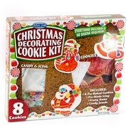 Christmas Decorating Cookie Kit