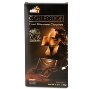 Elite Collection 70% Cocoa Bittersweet Chocolate Bar