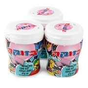Elite Bazooka Sugar Free Gum Tubs - 6CT Box