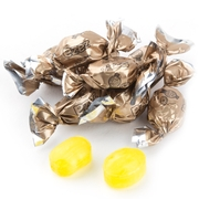 Zaza Mini Gold Foil Hard Candy - Passion Fruit