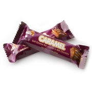 Elite Caramel Milk Chocolate Bars - 28pcs Box