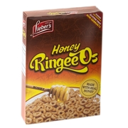 Passover Honey RingeeO's Rings Cereal