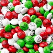 Holiday M&M's Chocolate Candy Mix
